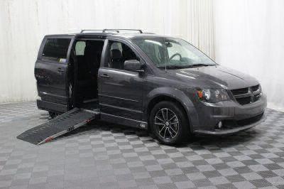 Used Wheelchair Van for Sale - 2017 Dodge Grand Caravan GT Wheelchair Accessible Van VIN: 2C4RDGEG4HR717139