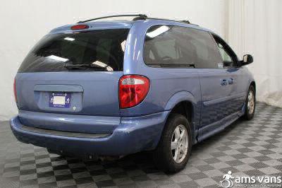 2007 Dodge Grand Caravan Wheelchair Van For Sale -- Thumb #13