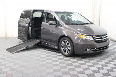 Used 2015 Honda Odyssey Touring Elite Wheelchair Van
