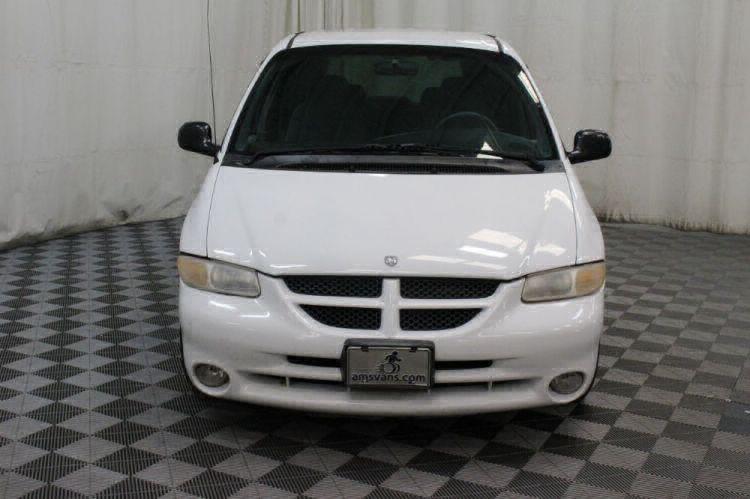 2000 Dodge Grand Caravan SE Wheelchair Van For Sale #28