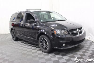 Used 2016 Dodge Grand Caravan R/T Wheelchair Van