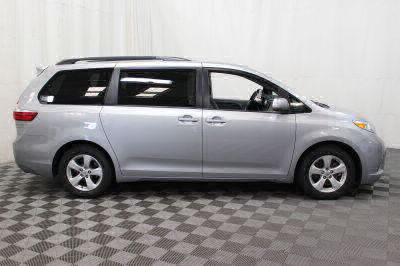 Handicap Van for Sale - 2016 Toyota Sienna LE Wheelchair Accessible Van VIN: 5TDKK3DC1GS694195