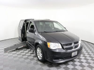 Used Wheelchair Van for Sale - 2014 Dodge Grand Caravan SXT Wheelchair Accessible Van VIN: 2C4RDGCG1ER245237