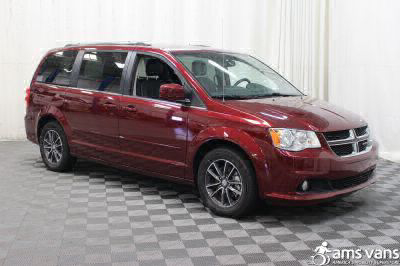Handicap Van for Sale - 2017 Dodge Grand Caravan SXT Wheelchair Accessible Van VIN: 2C4RDGCG7HR606278