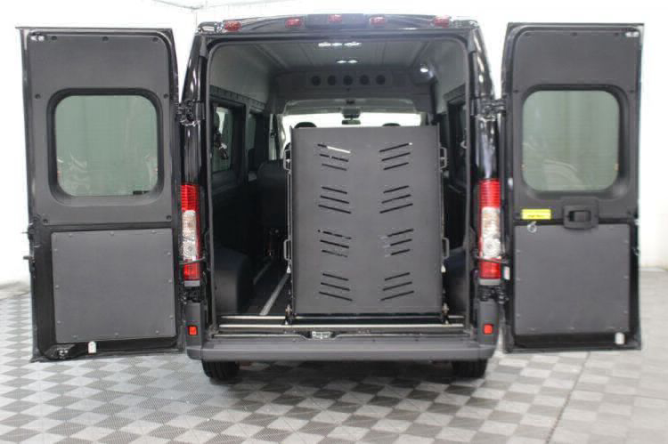 2018 Dodge ProMaster Window 2500 159 WB Wheelchair Van For Sale #12
