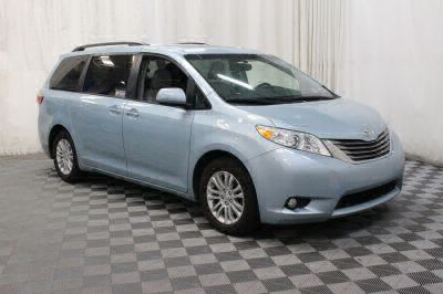 Commercial Wheelchair Vans for Sale - 2017 Toyota Sienna XLE ADA Compliant Vehicle VIN: 5TDYZ3DCXHS813997