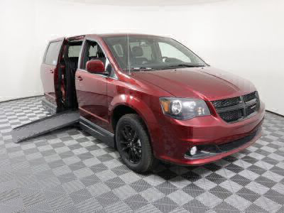 New Wheelchair Van for Sale - 2019 Dodge Grand Caravan SXT Wheelchair Accessible Van VIN: 2C7WDGCG8KR796220