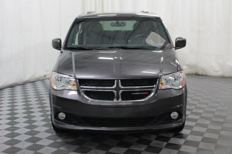 2017 Dodge Grand Caravan SXT Wheelchair Van For Sale #25