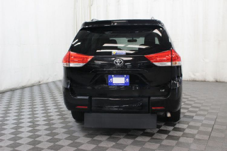 2014 Toyota Sienna LE Wheelchair Van For Sale #7