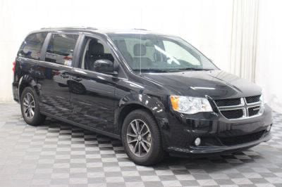 Handicap Van for Sale - 2017 Dodge Grand Caravan SXT Wheelchair Accessible Van VIN: 2C4RDGCG1HR800143