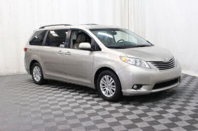 Commercial Wheelchair Vans for Sale - 2015 Toyota Sienna XLE ADA Compliant Vehicle VIN: 5TDYK3DC0FS565308