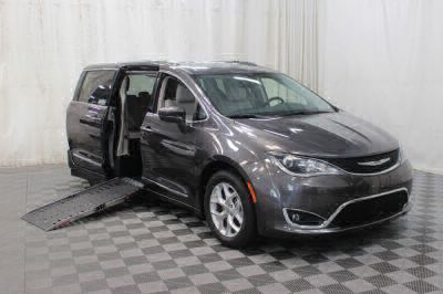 Handicap Van for Sale - 2017 Chrysler Pacifica Touring-L Plus Wheelchair Accessible Van VIN: 2C4RC1EG0HR756830