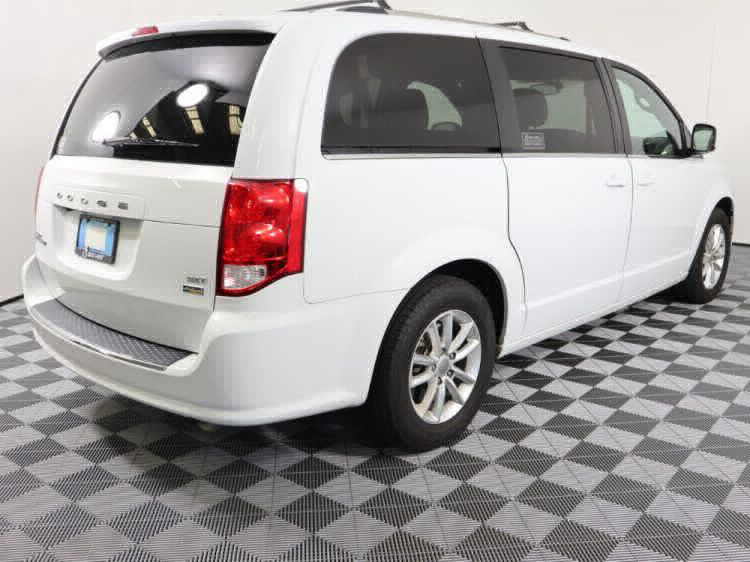 2018 Dodge Grand Caravan SXT Wheelchair Van For Sale #3