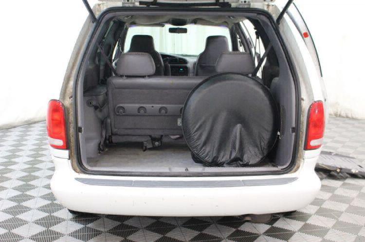2000 Dodge Grand Caravan SE Wheelchair Van For Sale #5