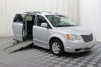 Used Wheelchair Van for Sale - 2010 Chrysler Town & Country Touring Wheelchair Accessible Van VIN: 2A4RR5D12AR412757