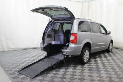 2016 Chrysler Town & Country Wheelchair Van For Sale