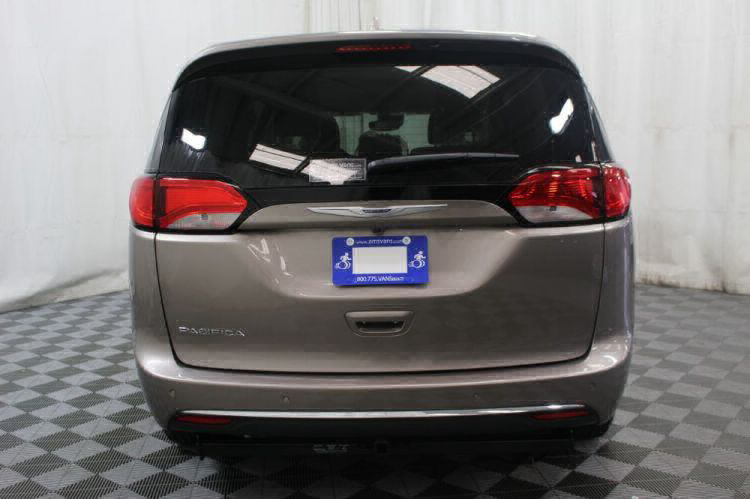 2017 Chrysler Pacifica Touring-L Plus Wheelchair Van For Sale #8