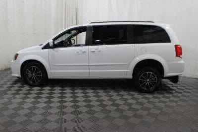 2017 Dodge Grand Caravan Wheelchair Van For Sale -- Thumb #21