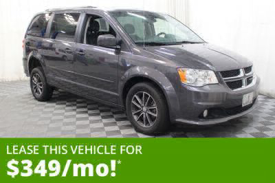 Commercial Wheelchair Vans for Sale - 2017 Dodge Grand Caravan SXT ADA Compliant Vehicle VIN: 2C4RDGCG0HR828483