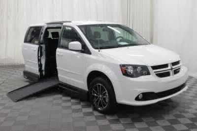 Handicap Van for Sale - 2017 Dodge Grand Caravan GT Wheelchair Accessible Van VIN: 2C4RDGEG1HR824732