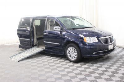 Used 2013 Chrysler Town & Country Limited Wheelchair Van