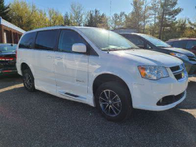 Used Wheelchair Van for Sale - 2017 Dodge Grand Caravan SXT Wheelchair Accessible Van VIN: 2C4RDGCG4HR758597