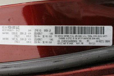 2017 Dodge Grand Caravan Wheelchair Van For Sale -- Thumb #25
