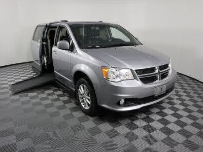 New Wheelchair Van for Sale - 2019 Dodge Grand Caravan SXT Wheelchair Accessible Van VIN: 2C4RDGCG3KR559080