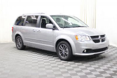 Handicap Van for Sale - 2017 Dodge Grand Caravan SXT Wheelchair Accessible Van VIN: 2C4RDGCG3HR713778