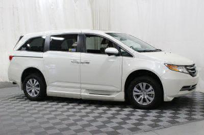 2016 Honda Odyssey Wheelchair Van For Sale -- Thumb #8