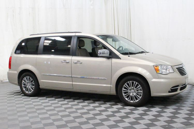 2014 Chrysler Town and Country Touring-L Wheelchair Van For Sale #1