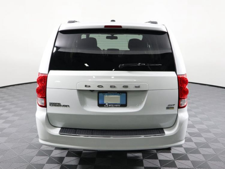 2018 Dodge Grand Caravan SXT Wheelchair Van For Sale #4