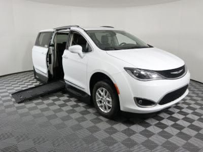 New Wheelchair Van for Sale - 2020 Chrysler Pacifica Touring L Wheelchair Accessible Van VIN: 2C4RC1BGXLR113902