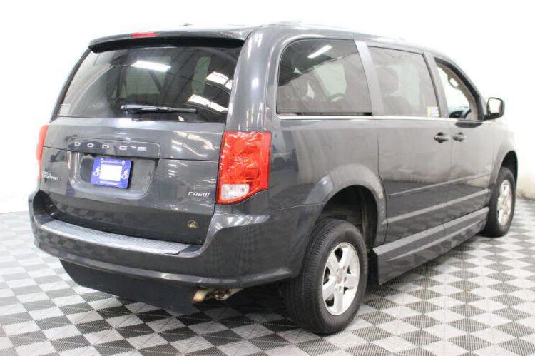2011 Dodge Grand Caravan Crew Wheelchair Van For Sale #9