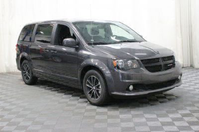 Commercial Wheelchair Vans for Sale - 2018 Dodge Grand Caravan SE Plus ADA Compliant Vehicle VIN: 2C4RDGBG9JR153417