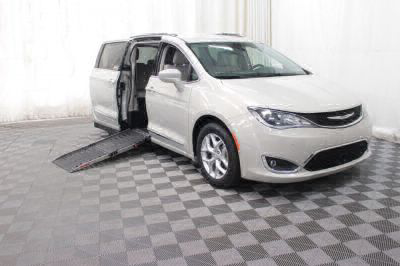 Handicap Van for Sale - 2017 Chrysler Pacifica Touring-L Plus Wheelchair Accessible Van VIN: 2C4RC1EG9HR752422