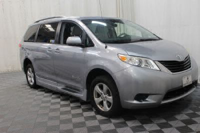 Used Wheelchair Van for Sale - 2013 Toyota Sienna LE Wheelchair Accessible Van VIN: 5TDKK3DC8DS291102
