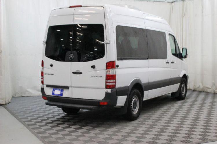 2016 Mercedes-Benz Sprinter 2500 144 WB Wheelchair Van For Sale #2