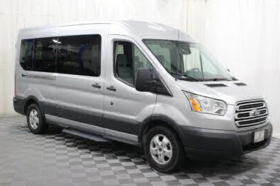 Commercial Wheelchair Vans for Sale - 2018 Ford Transit Passenger 350 XLT ADA Compliant Vehicle VIN: 1FBAX2CG8JKA57612