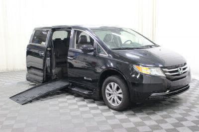 Used Wheelchair Van for Sale - 2014 Honda Odyssey EX-L Wheelchair Accessible Van VIN: 5FNRL5H67EB047684