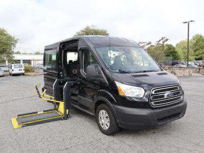 Commercial Wheelchair Vans for Sale - 2019 Ford Transit Passenger 350 XLT ADA Compliant Vehicle VIN: 1FBAX2CM2KKA32406