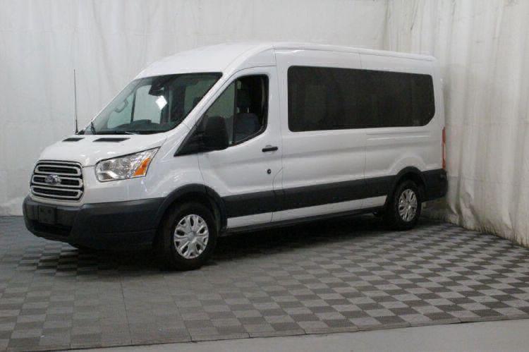 2016 Ford Transit Wagon 350 XLT 12 Wheelchair Van For Sale #17