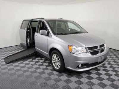 New Wheelchair Van for Sale - 2018 Dodge Grand Caravan SXT Wheelchair Accessible Van VIN: 2C4RDGCGXJR179264