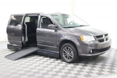 New Wheelchair Van for Sale - 2017 Dodge Grand Caravan SXT Wheelchair Accessible Van VIN: 2C4RDGCG3HR649239