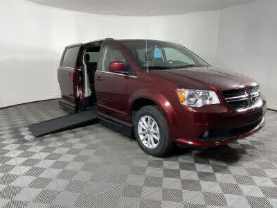 New Wheelchair Van for Sale - 2019 Dodge Grand Caravan SXT Wheelchair Accessible Van VIN: 2C4RDGCG1KR742798