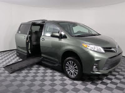 New Wheelchair Van for Sale - 2020 Toyota Sienna XLE Wheelchair Accessible Van VIN: 5TDYZ3DC9LS030551