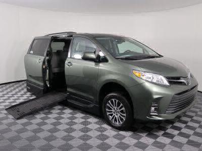 New Wheelchair Van for Sale - 2020 Toyota Sienna XLE Wheelchair Accessible Van VIN: 5TDYZ3DC9LS030551