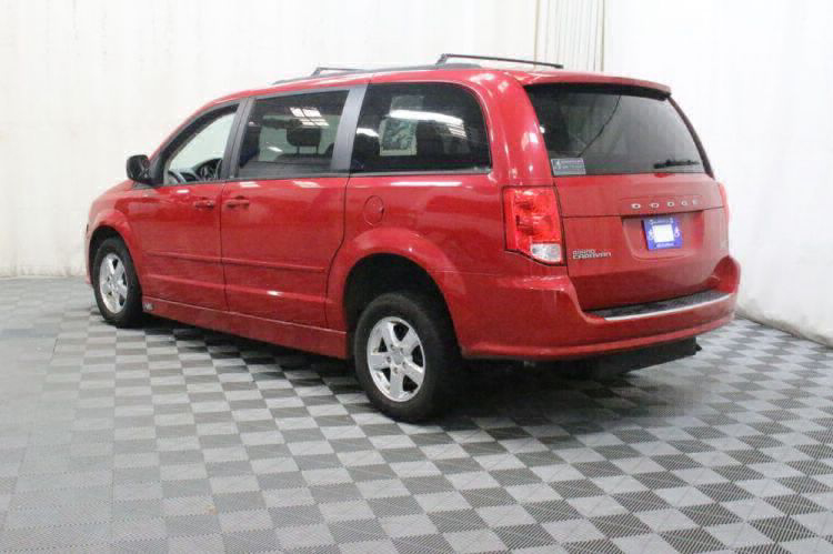 2013 Dodge Grand Caravan SXT Wheelchair Van For Sale #8