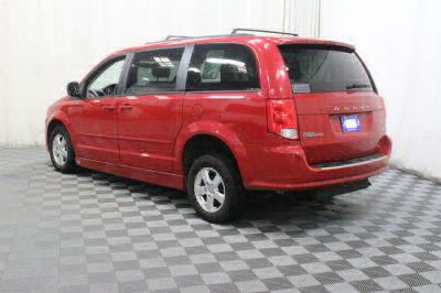 2013 Dodge Grand Caravan Wheelchair Van For Sale -- Thumb #8