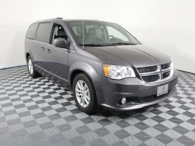 New Wheelchair Van for Sale - 2018 Dodge Grand Caravan SXT Wheelchair Accessible Van VIN: 2C4RDGCGXJR205278